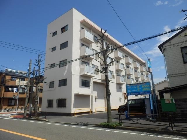 ハイネス渡田 304号室の外観