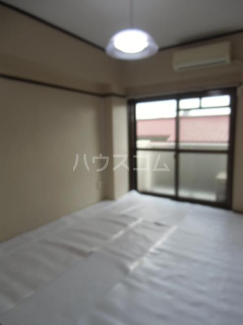 ハイネス渡田 304号室のキッチン