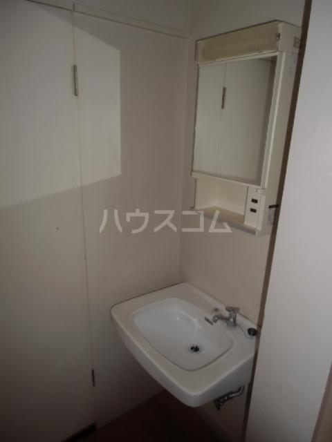ハイネス渡田 304号室の洗面所
