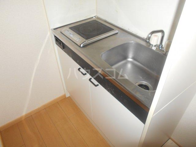 ディアコート東白楽 105号室のキッチン
