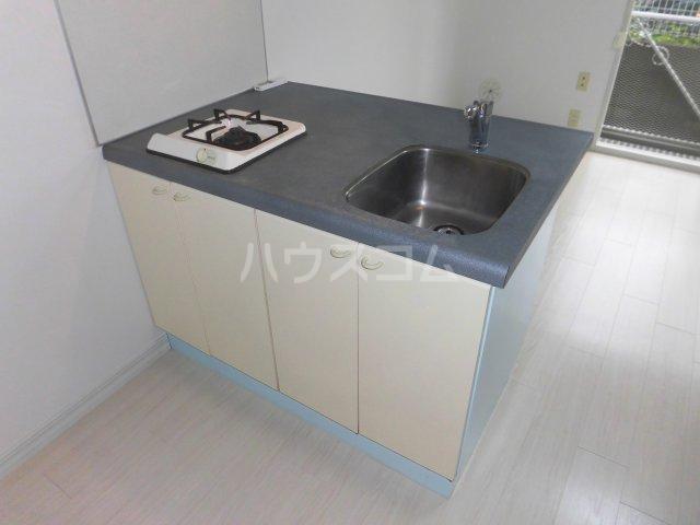 グロウス国立Ⅰ 102号室のキッチン