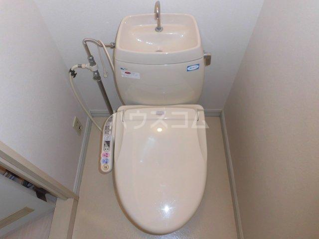 グロウス国立Ⅰ 102号室のトイレ