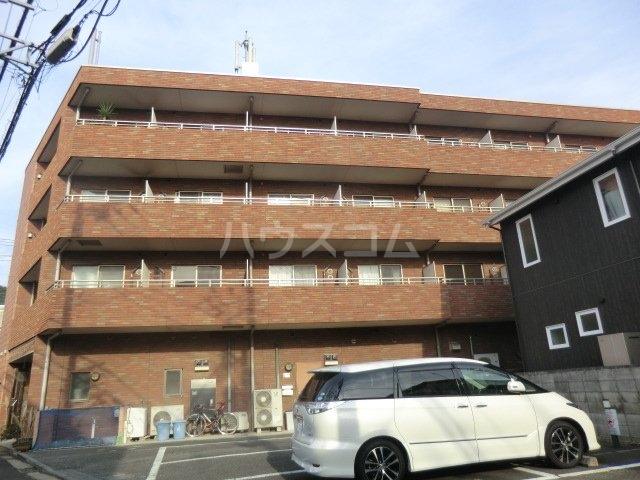 大倉山壱番館の外観