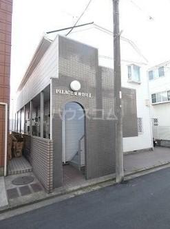 PALACE東神奈川 202号室のエントランス
