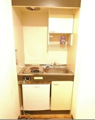PALACE東神奈川 202号室のキッチン