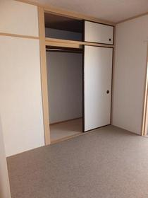 大南マンション 103号室の収納