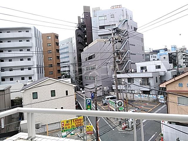 メゾン・ド・ノア・ロゼ錦町 0301号室の景色
