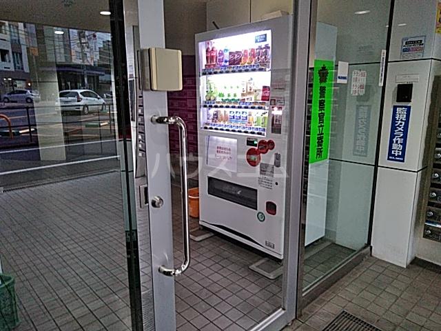 メゾン・ド・ノア・ロゼ錦町 0301号室のエントランス