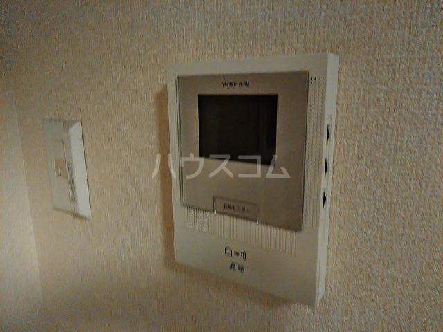 メゾンシャレー 103号室のセキュリティ