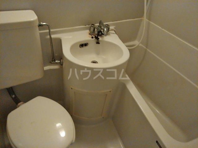 メゾンシャレー 103号室の風呂