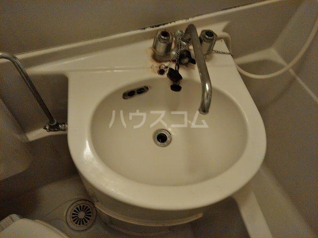 メゾンシャレー 103号室の洗面所
