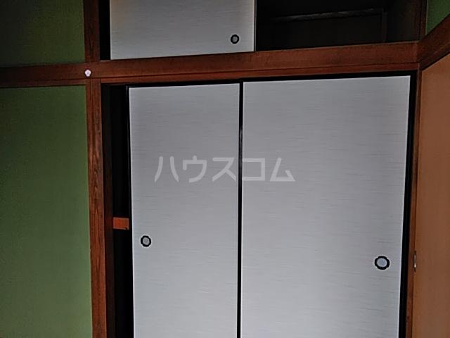 太田ハイツ 2号室の収納