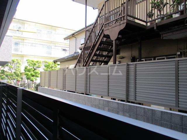 レラ武蔵新城 103号室の景色
