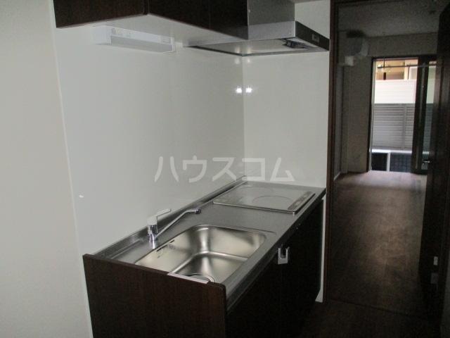 レラ武蔵新城 103号室のキッチン