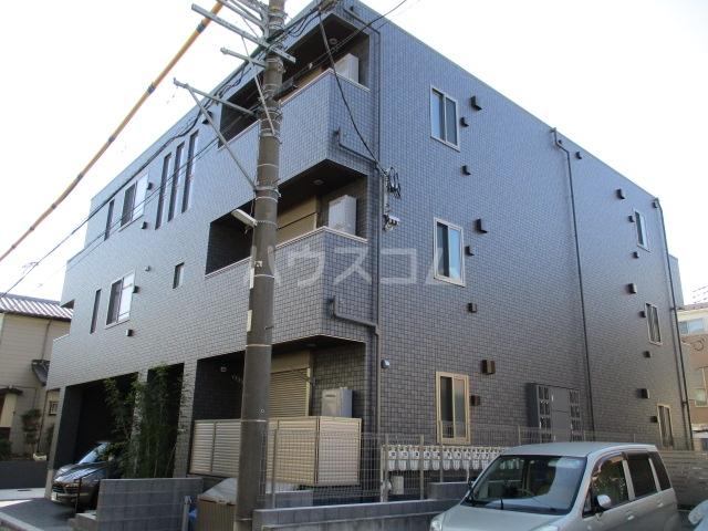 レラ武蔵新城の外観