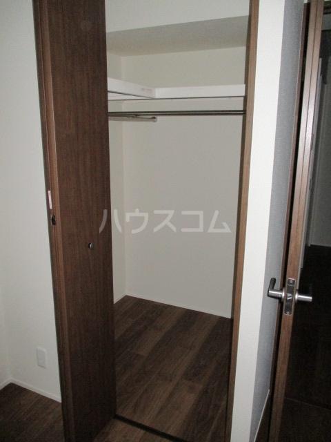 レラ武蔵新城 103号室の収納