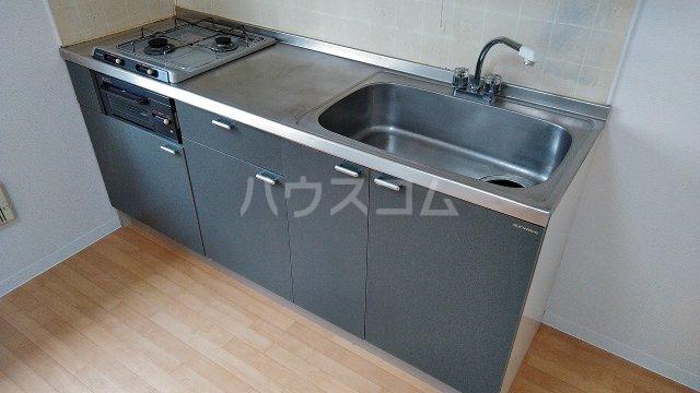 クリオコート西府Ⅰ-B 101号室のキッチン