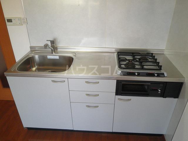 ルネス木嶋 302号室のキッチン