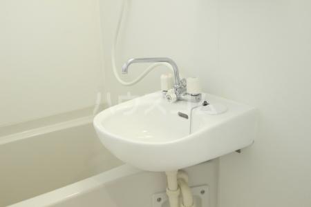 アミアス大森 303号室の洗面所