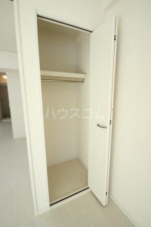 アミアス大森 303号室の収納