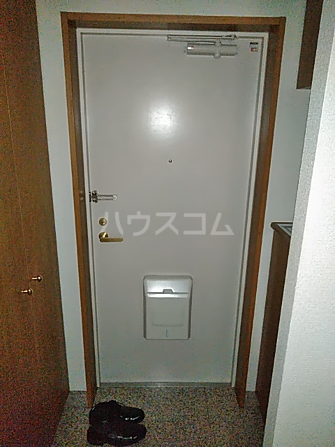 Annex日吉の杜 208号室の玄関