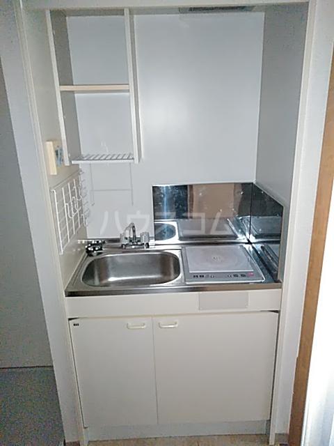 Annex日吉の杜 208号室のキッチン