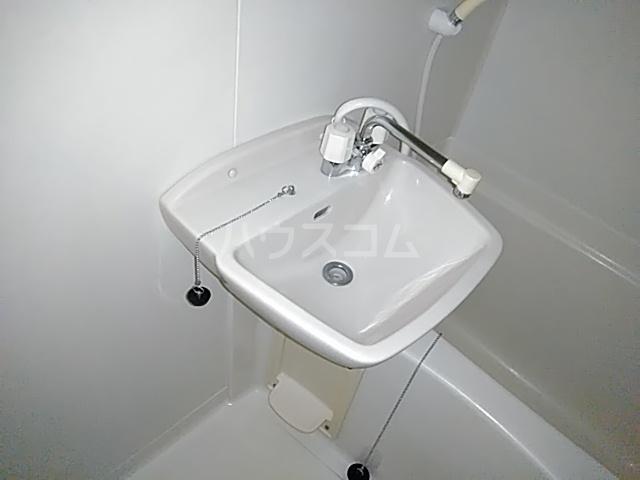 Annex日吉の杜 208号室の洗面所