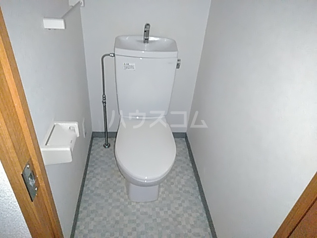 Annex日吉の杜 208号室のトイレ
