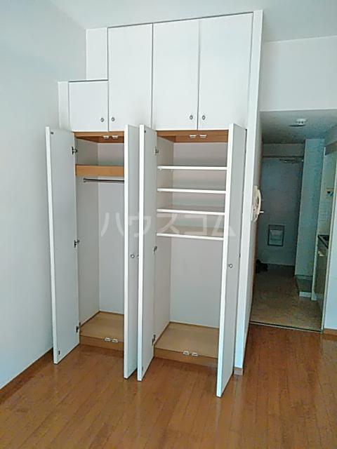 Annex日吉の杜 208号室の収納