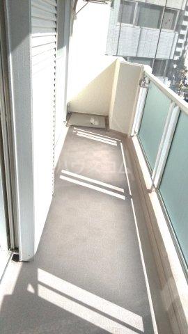 第2セントラルコーポ 0610号室のバルコニー