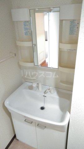 第2セントラルコーポ 0610号室の洗面所