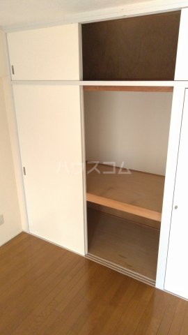 第2セントラルコーポ 0610号室の収納