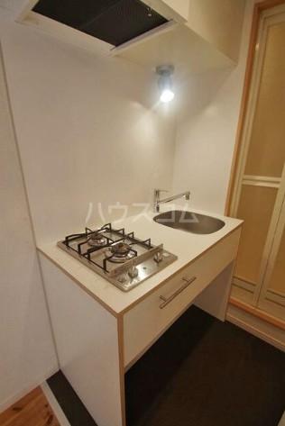 ホームズ桜坂 101号室のキッチン