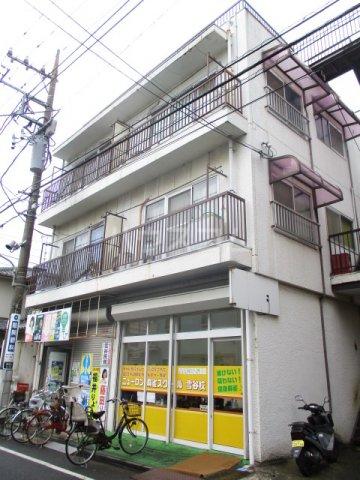 第一豊田ハイツ 3-A号室のエントランス