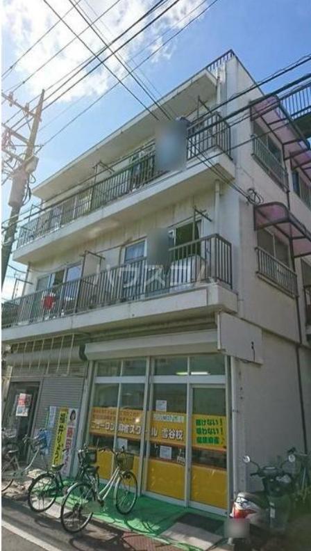 第一豊田ハイツ 3-A号室の外観