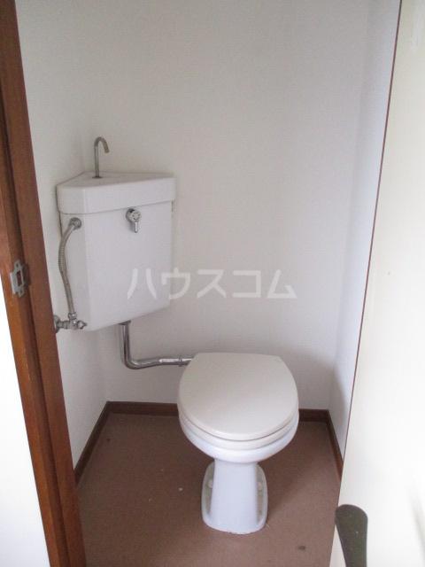 第一豊田ハイツ 3-A号室のトイレ