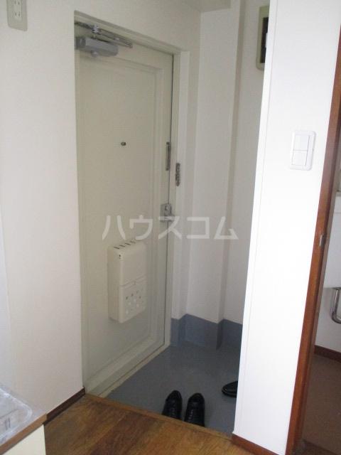 第一豊田ハイツ 3-A号室の玄関