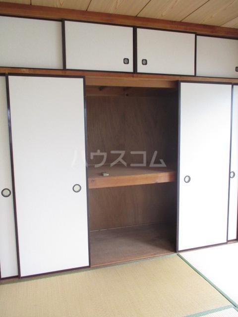 第一豊田ハイツ 3-A号室のベッドルーム