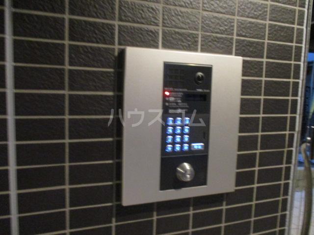 ブロッサムテラス池上 302号室のセキュリティ