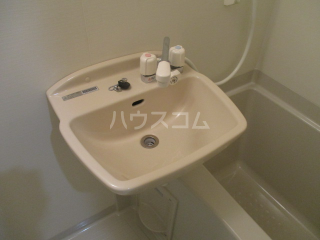 ブロッサムテラス池上 302号室の風呂