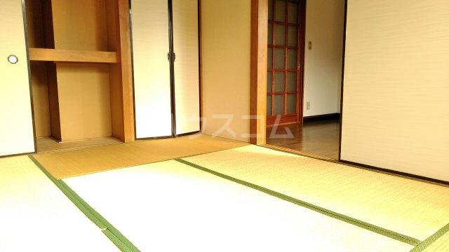 スカイコーポ 202号室の居室