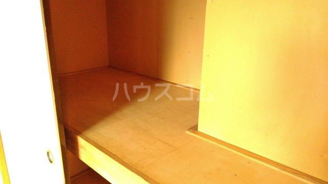 スカイコーポ 202号室の収納
