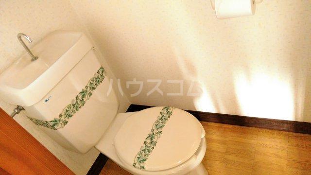 スカイコーポ 202号室のトイレ