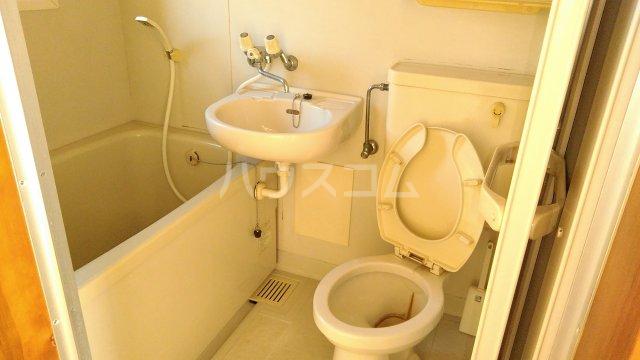 スカイコーポⅡ G号室の風呂