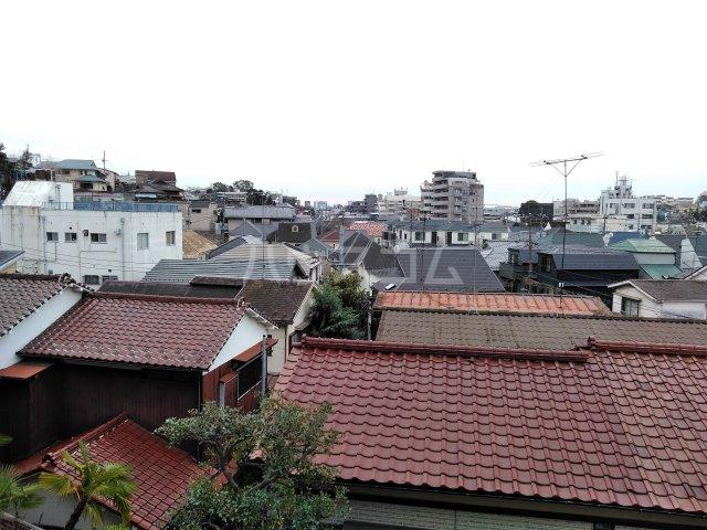 ニュー木原山ロッヂ 303号室の景色