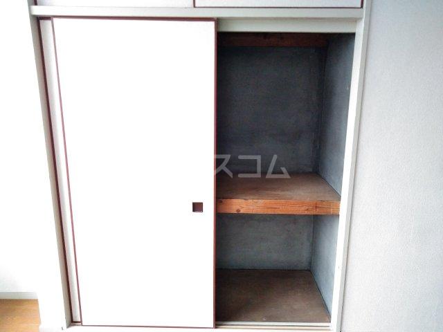 ニュー木原山ロッヂ 303号室の収納