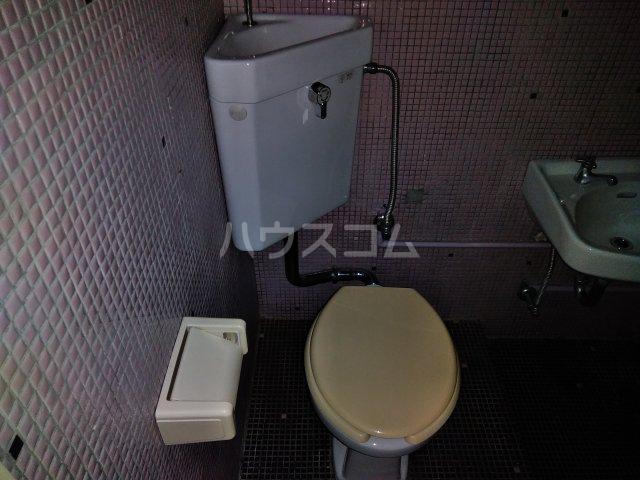 ニュー木原山ロッヂ 303号室のトイレ