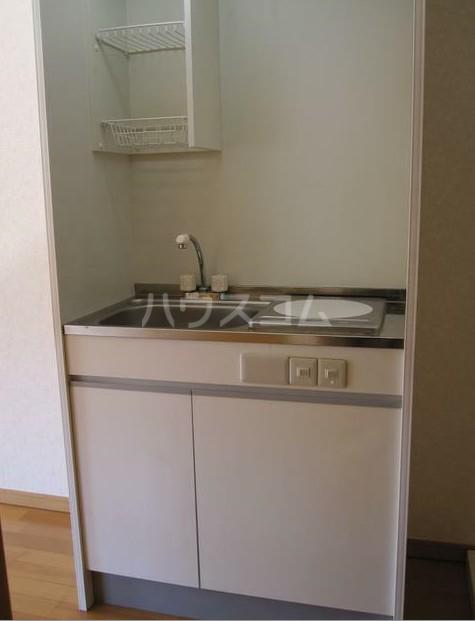 リバティヒル 303号室のキッチン