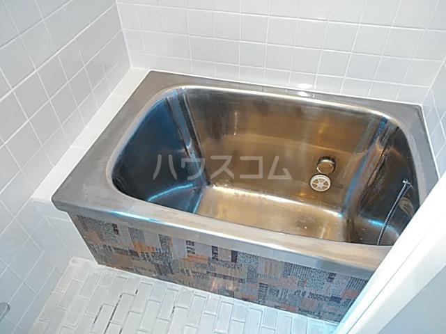 日吉戸建ての風呂