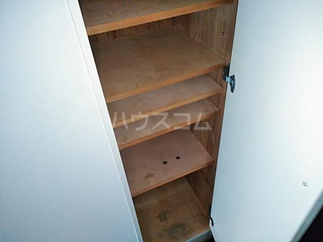ポイントリューズ 202号室の収納